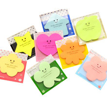 KOWELL Lovable Memory Candy Color N Post Convenience Sticker Note Book Stick Cartoon