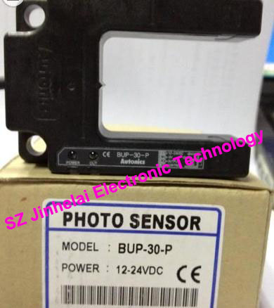 100% New and original  BUP-30-P   AUTONICS  PHOTOELECTRIC SWITCH    12-24VDC