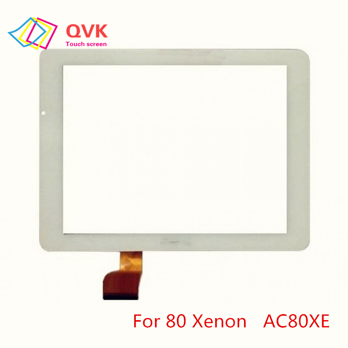 Black White For Archos 80 80B 80C 80D 96 Xenon Capacitive Touch Screen Panel Repair Replacement Spare Parts