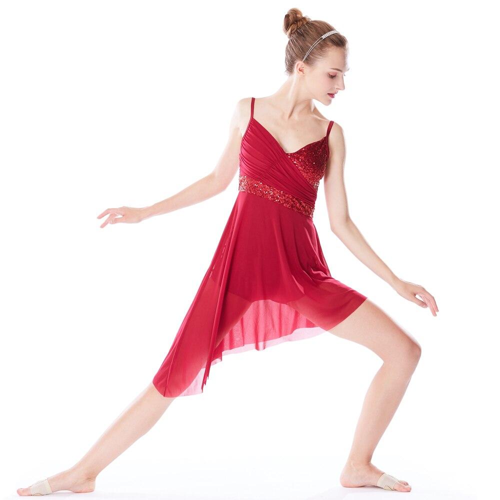 MiDee الغنائي الرقص زي اللباس مطرزة - منتجات جديدة