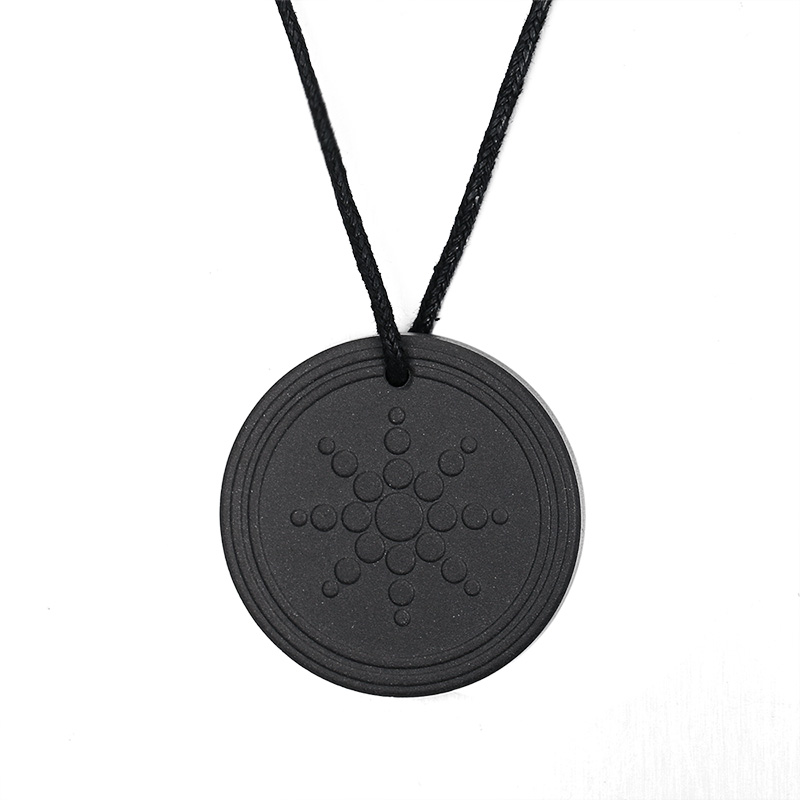 of with powerful draw god amulet energy haari names engraved to pendant kabbalah necklace
