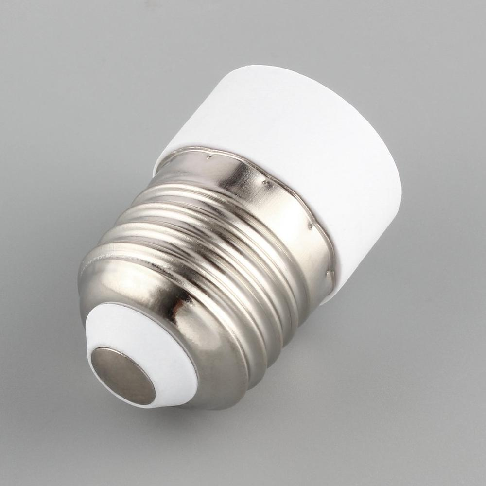 Converter E27 to E14 Adapter Conversion Socket Material Refractory Socket Adapter Lamp Holder High quality NE
