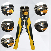 Professional Automatic cable  Wire Stripper Cutter Crimping Pliers Terminal Hand Tool Cutting