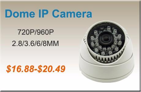 720P &960P IP Camera 50-0