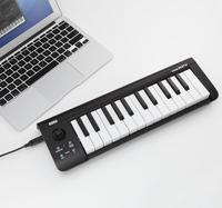 Korg microKEY25 USB MIDI Bàn Phím Điều Khiển Synthesizer Cáp Trống Điện Đàn Piano Kỹ Thuật Số Organ Musical instrument iPad mac pc