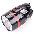 Jiage Super brilhante ao ar livre portátil lanterna holofote portátil 1 W + 15 led recarregável searchlight spotlight para a caça YD-6629
