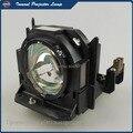 Lâmpada do projetor de substituição et-lad60/etlad60 para projetores panasonic