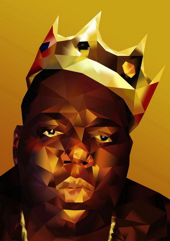 125 The Notorious B.I.G Biggie Smalls American Rapper ...