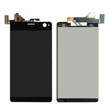 New Original Quality LCD Display + Touch Screen Digitizer Assembly For Sony Xperia C4 E5303 E5306 E5333 Free Shipping