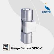 180 адаптер угловой промышленный шкаф использовать шарнир/матовая готовая цинковый сплав петли шкафа SP65-1(6 шт./лот