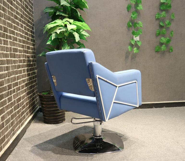 Купить с кэшбэком New special price manufacturer direct sale can lift hairdressing chair fashionable simple restoring.ancient ways clipping chair