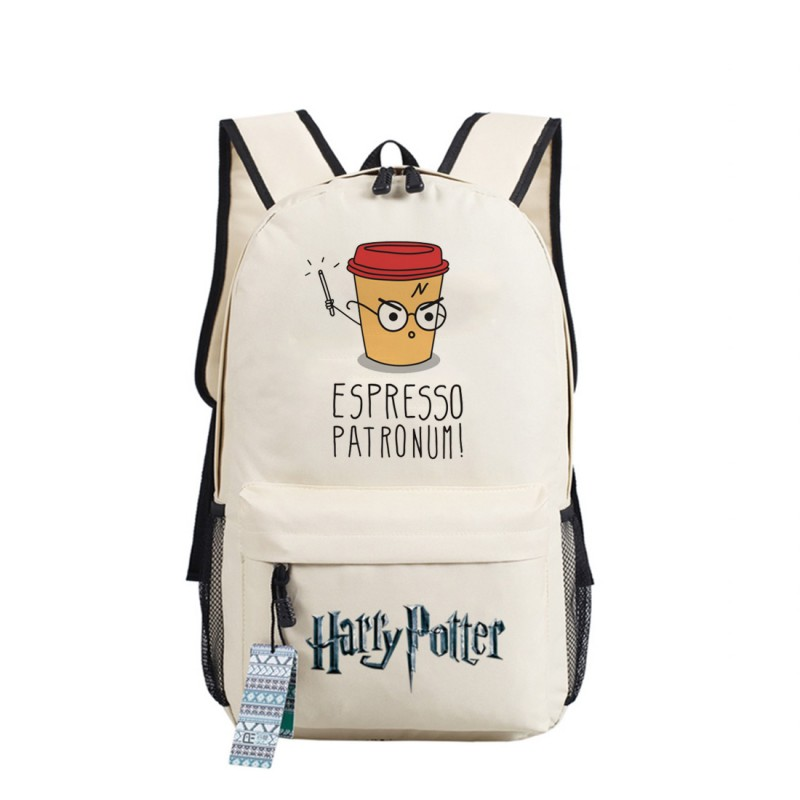 Wishot Harry Potter Hogwarts Backpack School Bags Book Children Bag Fashion Students Backpack Travel Bag For Teenagers #3