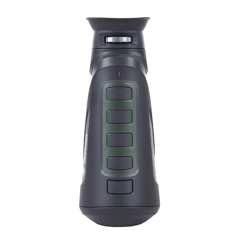 Vision nocturne infrarouge optique d'imagerie thermique de chasse monoculaire avec fonction de télémètre de poursuite de Hotspot - 4