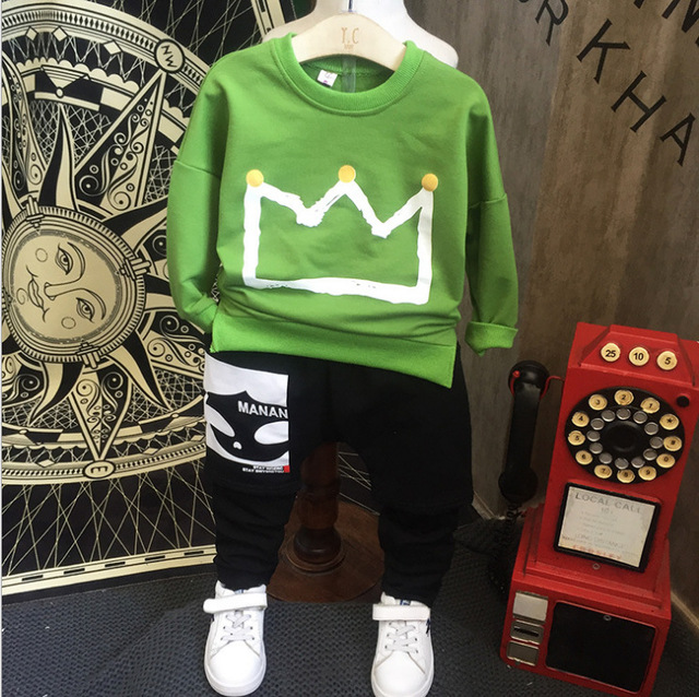 8c755ac06c77d New Arrival Infant Cotton T Shirt Long Sleeves Champion Printed Clothes for Boy  Kids Pullover Sweatshirt