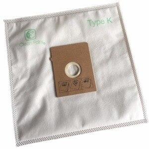 Image 1 - Cleanfairy 15 Hút Túi Tương Thích Với Bosch BSN1600CN BSN1700 2010 Arriva Nụ Cười BSG1000 Series Thay Thế Cho Loại K