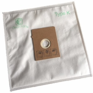 Image 1 - Cleanfairy 15 vacuum cleaner bags compatible with Bosch BSN1600CN BSN1700 2010 Arriva Smiley BSG1000 series replace for Type K