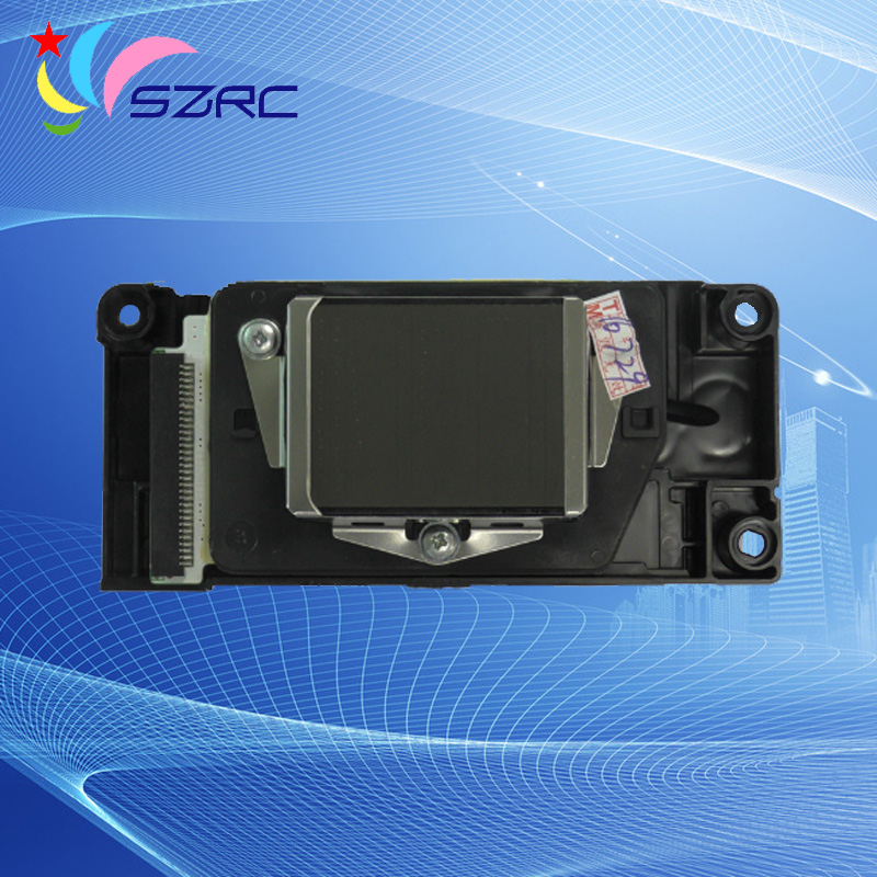 Original Print Head F158000 Printhead For Epson R1800 R2400 1800 2400 Mutoh RJ900 DX5 water based Printer head unlocked
