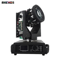 2 pieces LED Beam Moving Head 5R Beam 200W Touch Screen Beam Sound Active 16/20 Channels For Show Music Large Concert