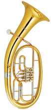 Bb Three Valves Baritone Brass Wind musical instruments With ABS case EMS free shipping