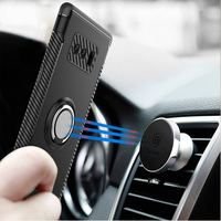 YOYO DEER Hybrid Case For Samsung Galaxy Note 8 Car Magnetic Holder Shockproof Cover For Samsung