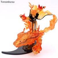 Naruto Action Figure 200mm PVC Toy Anime Nartuo Shippuden Uzumaki Naruto Kurama Collection Figurine Toy