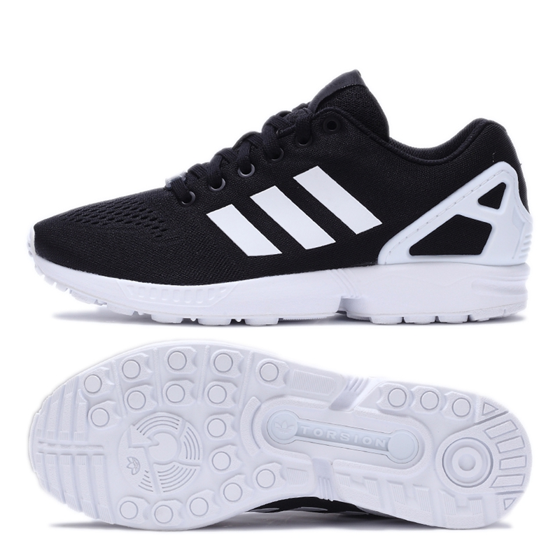info for 66e90 ce831 Original Adidas Originals ZX FLUX Men s Skateboarding Shoes Sneakers-in  Skateboarding from Sports   Entertainment on Aliexpress.com   Alibaba Group