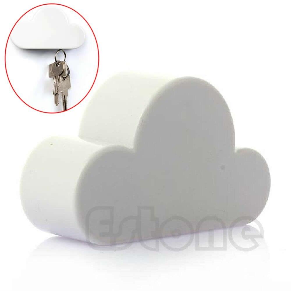 New Hot Cor Branca Novidade Ímãs de Nuvem Em Forma Magnética Chave Titular Presente em Prateleiras E Cabides de Home  Garden no AliExpresscom  Alibaba Group