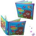 Brinquedos do bebê Lindo Bebê Infantil Brinquedo Móvel Recém Desenvolvimento kid Educacional Livro de Pano Para 0-12 Meses -- BYC035 PT30