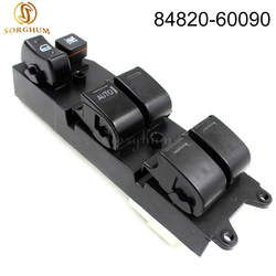 For Camry Corolla Avalon Electric Power Window Master Control Switch 84820-60090 1997-2002 84820-AA011 84820AA011