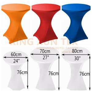 SHENGXuntex Table Covers Party Wedding Table Cloth