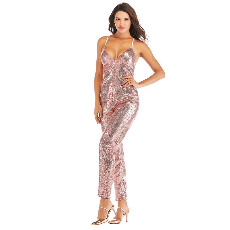 adb3be89f194 Detail Feedback Questions about glitter pink sequin suspender ...