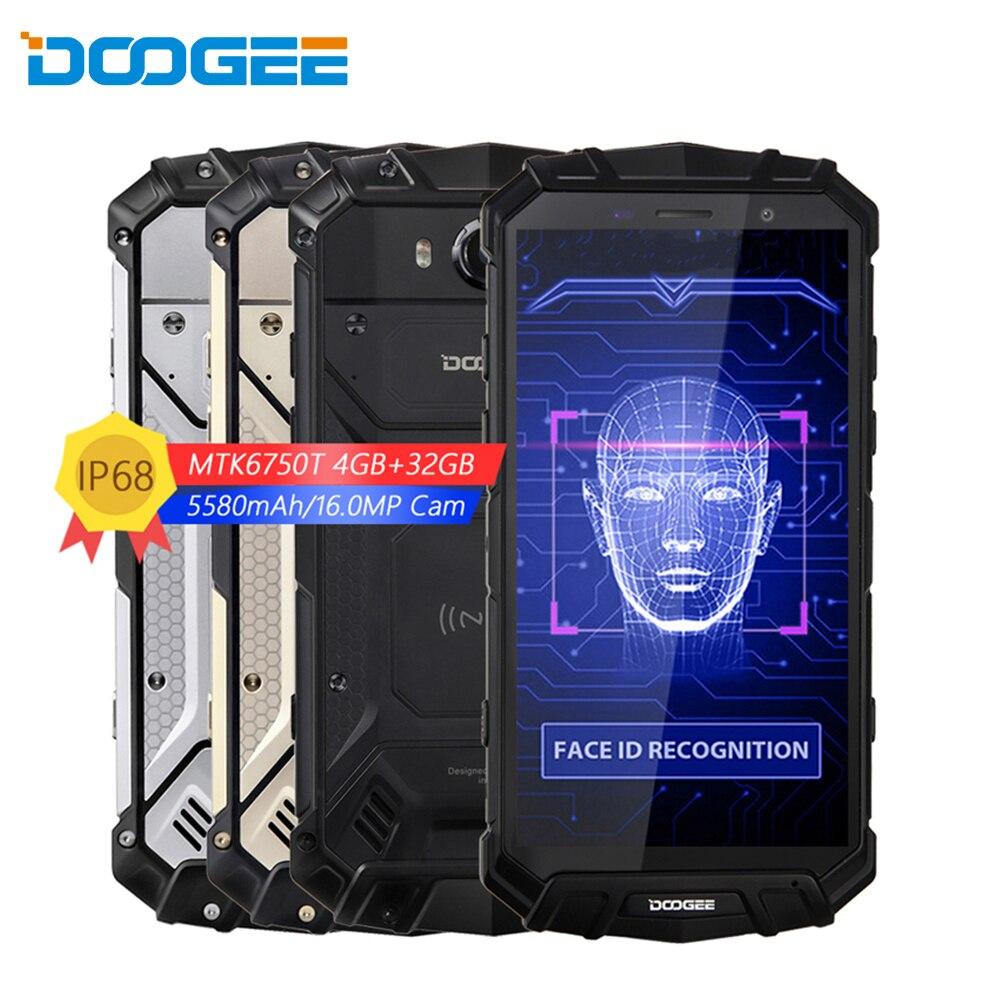 DOOGEE S60 IP68 Waterproof 5.2