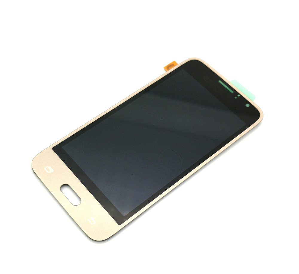 HTB1vdAobjDuK1Rjy1zjq6zraFXaz Can adjust brightness LCD For Samsung Galaxy J1 2016 J120 J120F J120H J120M LCD Display Touch Screen Digitizer Assembly
