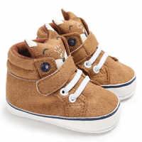 0-18M nouveau-né bébé garçon fille renard tête premier marcheur mocassins à semelle souple chaussures berceau chaussures anti-dérapant semelle souple enfant en bas âge Sneaker