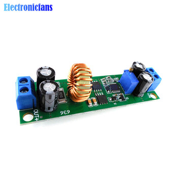 60V 48V 36V 24V to 19V 12V 9V 5V 3V Car Charger Regulator Power Supply Adjustable 10A Diy Kit Electronic PCB Board Module image
