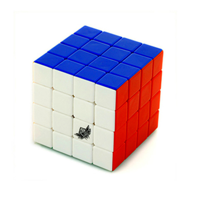 Cyclone Boys Stickerless 4x4 Magic Cube High Speed 4x4x4 Cube No Stickers