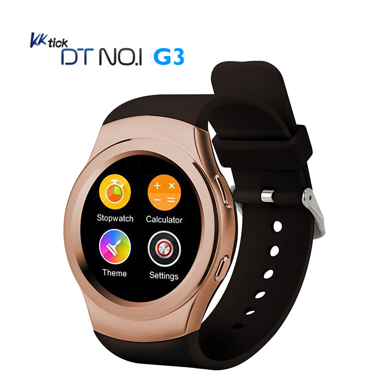 ФОТО NO.1 G3 Bluetooth Smart Phone Watch MTK2502 SIM GPRS Smartwatch Heart Rate Fitness Tracker Siri Call Reminder Wearable Devices