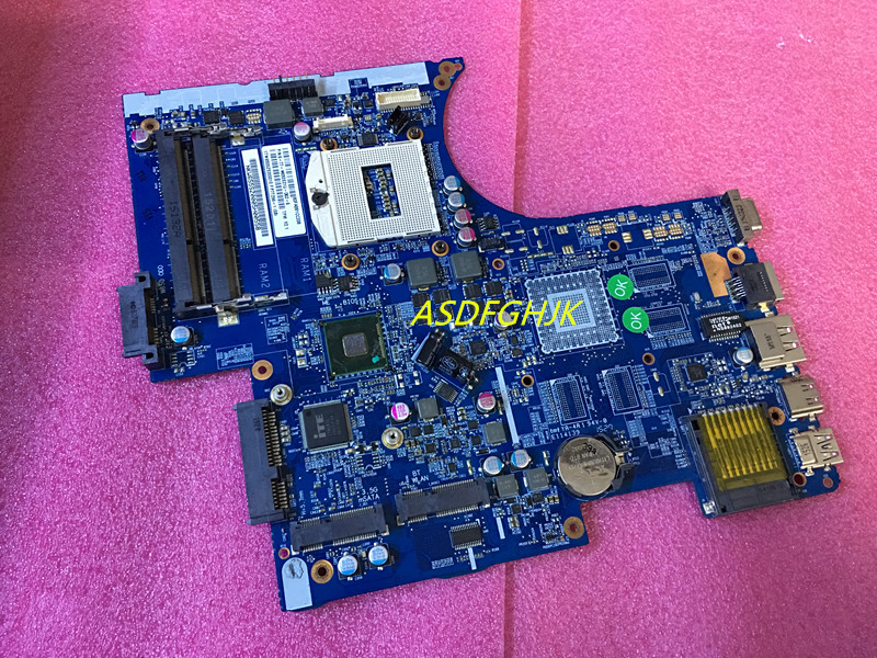 BIG SALE] laptop moterboard fit for Clevo W670 W670SZ W670SJ