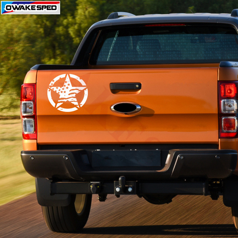 Five Star Graphics Kit Chevy Pkup Truck Decal Sticker Head
