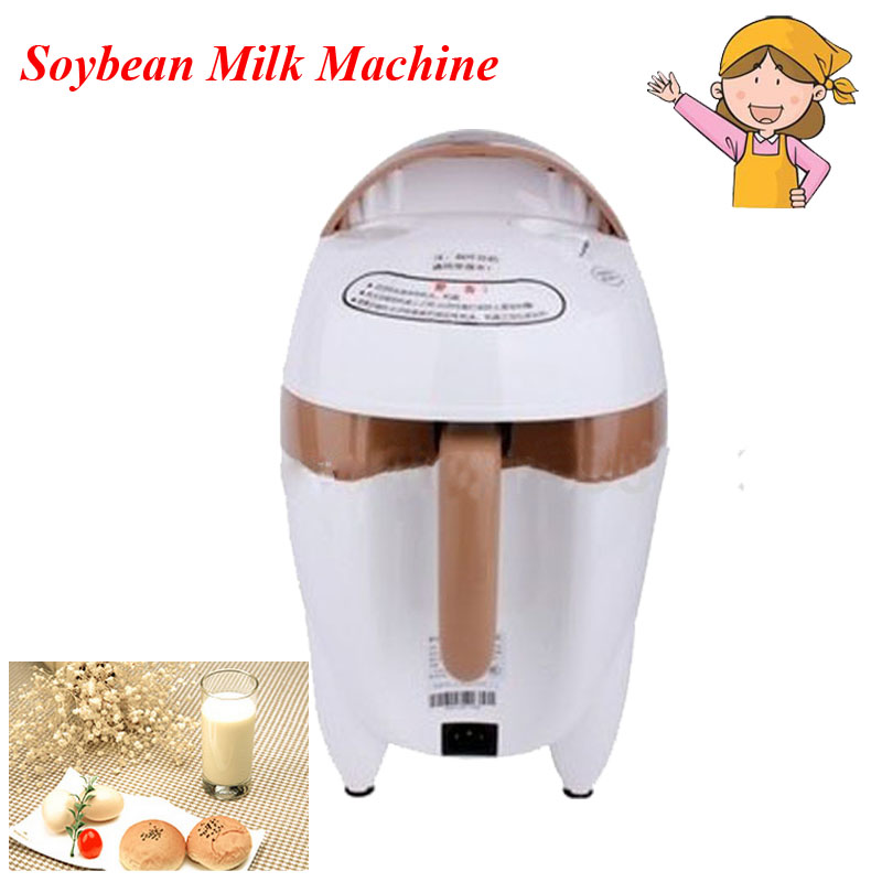 High Speed Soybean Milk Machine Stainless Steel Design Household Juicer Maker Popular Household Blender New-168A 1 set stainless steel manual movable sugarcane juicer made in china popular commercial use blender machine for sugarcane