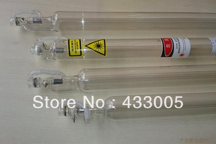 laser engraving cutting machine 60w 120cm CO2 Sealed laser tube,co2 laser machine part