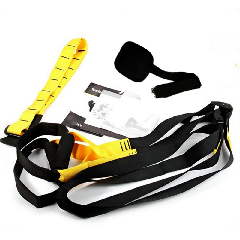 body building Resistance Bands pull up set Strength suspension Training strap crossfit straps fitness hanging Equipment