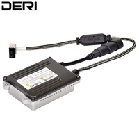 DERI HID Xenon Ballast 35W 12V 24V D1S D1R D3S D3R for Replacement Control Unit Bi xenon Bulb Headlight Bulbs for BMW VOLVO