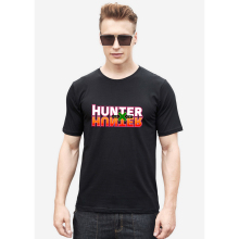 Hunter X Hunter T-shirt – gray