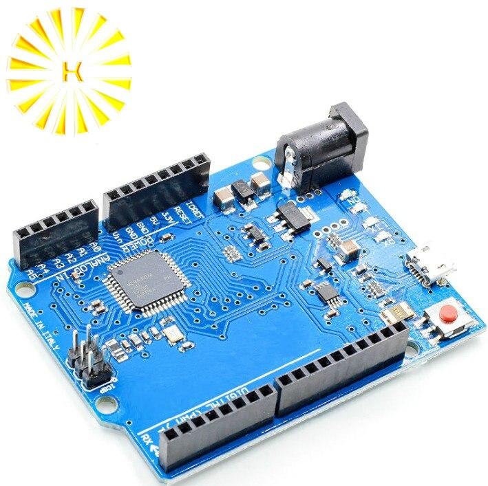 Leonardo R3 development board Board + USB Cable compatible For Arduino DIY Starter Kit