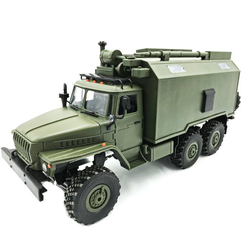 1:16 RC camion WPL RC voiture sur chenilles 2.4G Mini voiture télécommandée tout-terrain Mini jouet