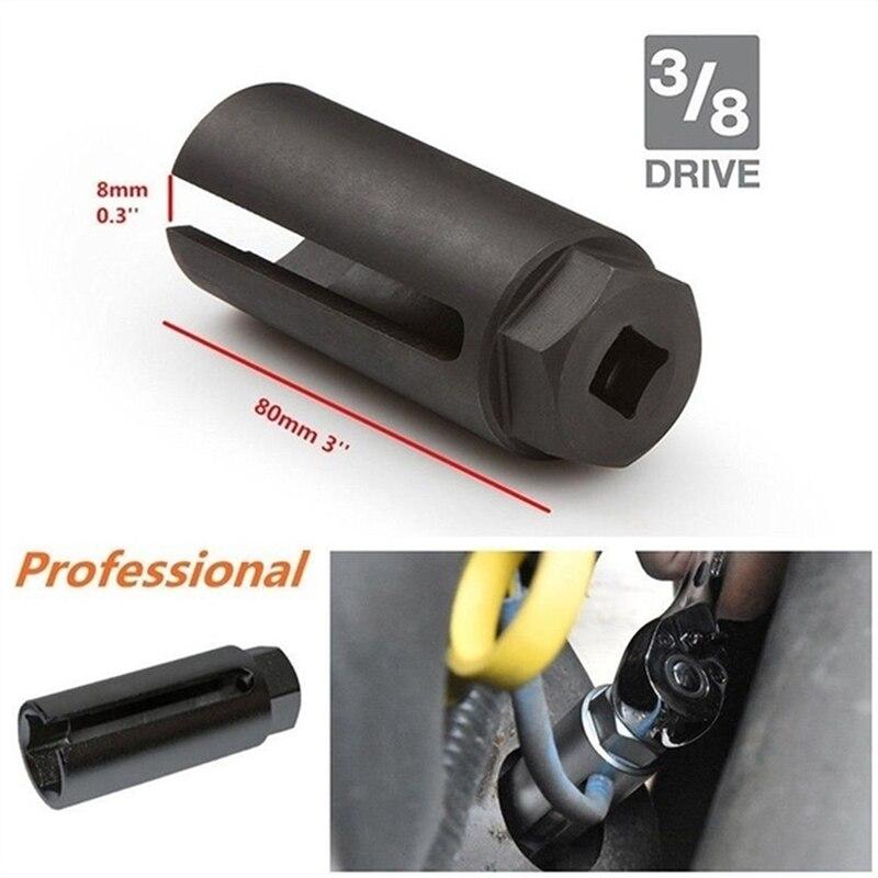 Oxygen Sensor Socket 7//8 22mm 3//8 Oxygen Sensor Drive Socket