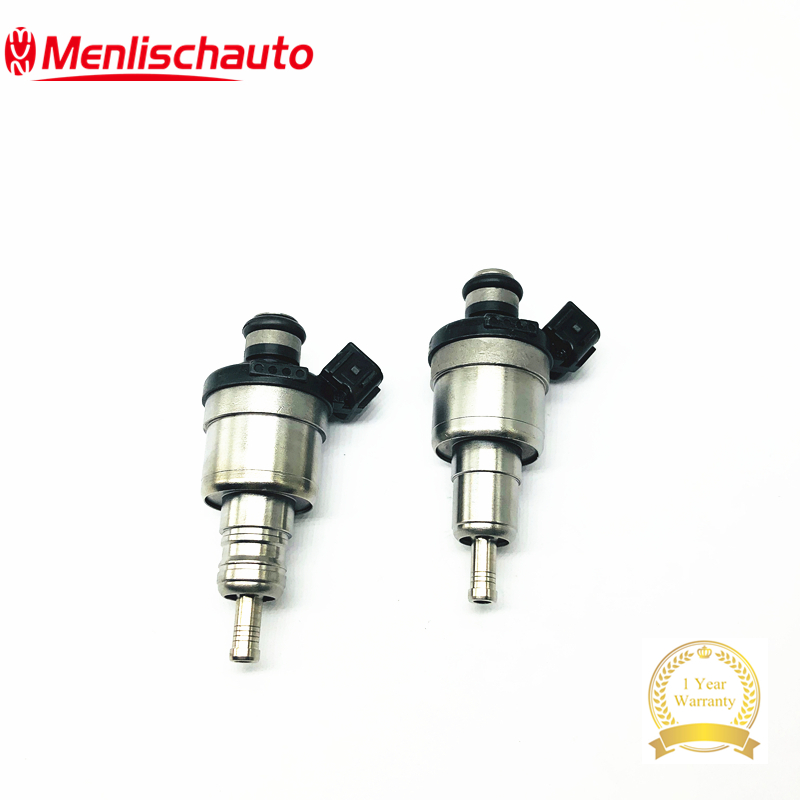 Original 67r 010092 110r 000020 E4 Prins Injector Rail 4 cylinder Keihin E4 67R 010092 Class 2 in Fuel Injector from Automobiles Motorcycles