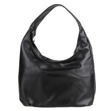 MOJOYCE Brand 2016 New Women's Handbags Luxury Shoulder Bags Hobos Designer Hand Bags For Women Black PU Leather Bags Ladies