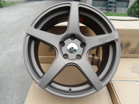 18 BRONZE 5 STAR STYLE RIMS WHEELS FITS TOYOTA CAMRY AVALON HONDA ACCORD CIVIC W416